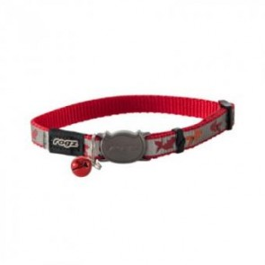 rogz-reflectocat-collar-red
