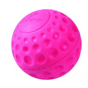 dogz-ballz-asteroidz-rubber-treat-ball-medium-pink