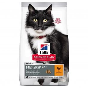 hills-science-plan-senior-cat-sterilised