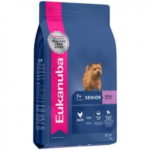 Eukanuba Dog Mature & Senior Small Breed-3kg
