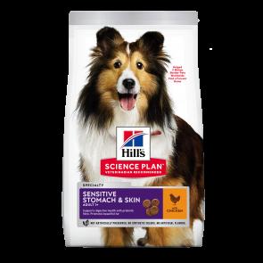 hills-science-plan-adult-sensitive-skin-stomach-dog-food