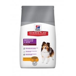 hills-science-plan-adult-sensitive-skin-stomach-dog-food