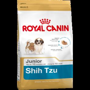Royal Canin Mini Shih Tzu Junior