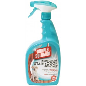 Simple Solution Hardfloors Stain & Odour Remover