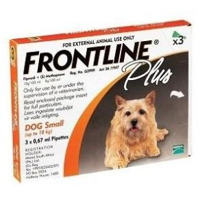 Frontline Plus S