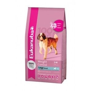 Eukanuba Dog Adult Large Breed Weight Control
