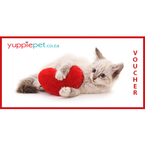 Gift Card - Cat with red heart