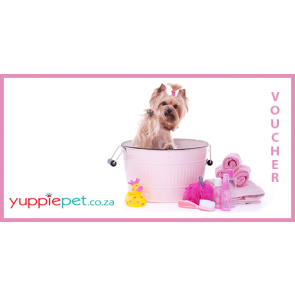 Gift Card - Pink Yorkshire Terrier
