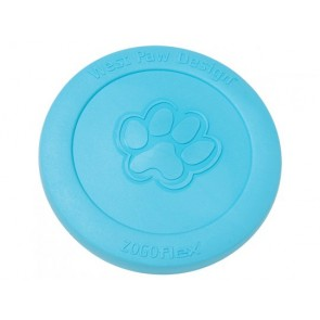 zogoflex-zisc-frisbee-small-dog-toy-blue