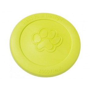 zogoflex-zisc-frisbee-small-dog-toy-lime